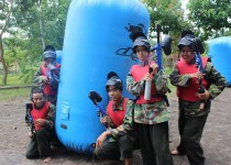 paintbal jogja  1